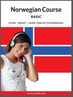 Norwegian course