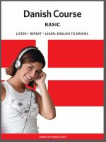 Danish basic course